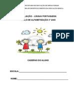 2º Ano - Língua Portuguesa - CADERNO DO ALUNO