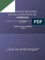 Introducción a La Embriología (1)