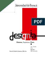 Designia Vol3 No1