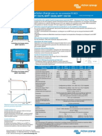 Datasheet BlueSolar Charge Controller MPPT 150 45 Up to 150 100 FR