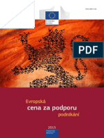European Enterprise Promotion Awards Compendium 2015 in Czech