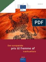 European Enterprise Promotion Awards Compendium 2015 in Danish