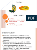 Marasmus Presentation