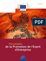 European Enterprise Promotion Awards Compendium 2015 in French