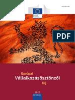 European Enterprise Promotion Awards Compendium 2015 in Hungarian