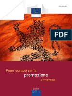 European Enterprise Promotion Awards Compendium 2015 in Italian