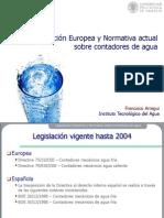 5.- Normativa Contadores de Agua