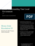 local government education week template 1