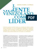 Gerente Venezolano Como Líder