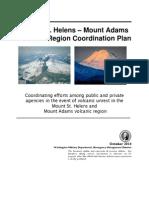 Mount St Helens-Adams Coordination Plan--Final Oct 2014