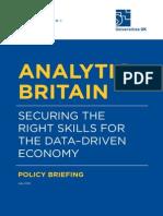 Analytic Britain