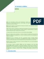 AD01 Introducción Al Acceso a Datos