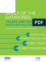 Skills of the Datavores