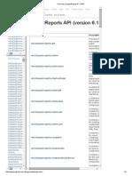 Overview (JasperReports 6.1 API