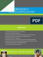 Obesidad y Biodecodificacion