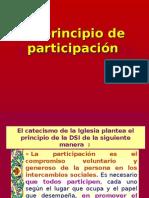 Principio de Participacion