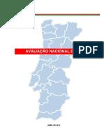 Avaliação Nacional de Risco-Portugal