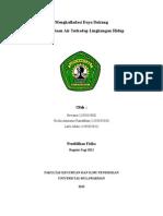 Mengkalkulasi Daya Dukung (COVER)