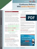 Cdw Jenkins Workflow