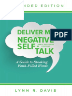 Deliver Me From Negative Self-Talk – FREE PREVIEW