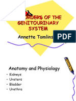 Disorders of the Genitourinary System