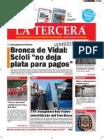 Diario La Tercera 04.12.2015
