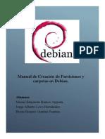 Manual y Ejercicios en Debian