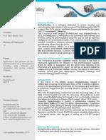 BioDigitalValley Brochure