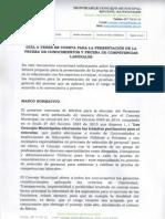 Guia Para La Presentacion de La Prueba de Conocimientos y Competencia Laborales