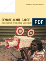 Remote Avant Garde by Jennifer Loureide Biddle