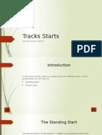 tracks starts