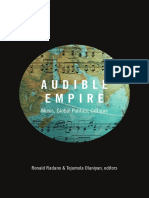 Audible Empire edited by Ronald Radano and Tejumola Olaniyan