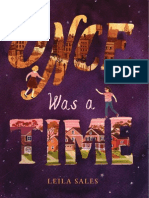Once Was a Time (Excerpt)
