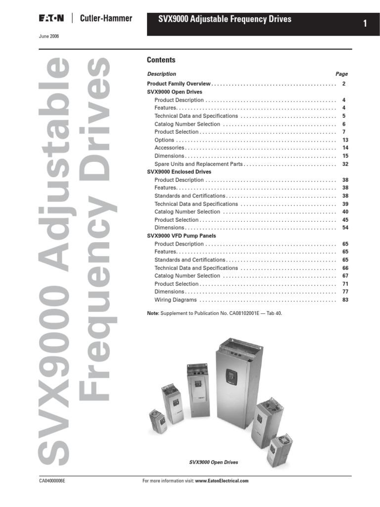 Eaton Drive Wiring Diagrams - Schematic Diagrams