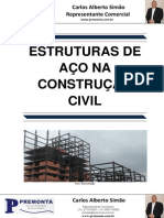 Estruturas de Aço na Construção Civil