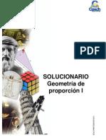Sol. Guia G-12 Geometria de Proporcion I.