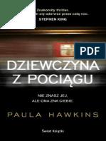 Dziewczyna z Pociagu - Hawkins Paula