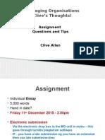 MO Assignment Session Nov 15