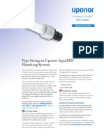 PipeSizing is P736 0314