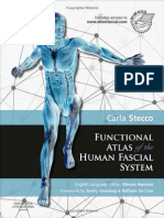 Functional Atlas of the Human Fascial System {2015][UnitedVRG]