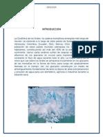 Defectos y Efectos de Glaciación