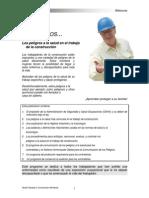OSHA Los Peligros a La Salud en El Trabajo en CONSTRUCCION