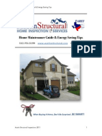 Home Maintenance Guide and Tips
