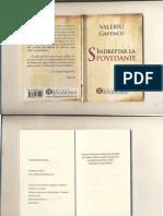 Valeriu Gafencu-Indreptar La Spovedanie
