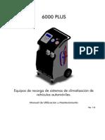 Manual Clima 6000
