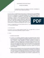 Acta  Ordinaria 6 2015