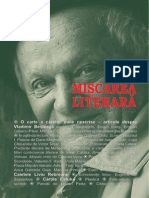 Mișcarea Literară 2 2015
