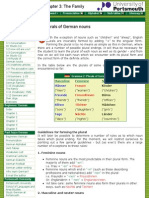 Chapter 3.4 Plurals of German Nouns - Paul Joyce Beginners' German