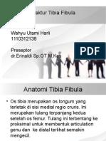 Fraktur Tibia Fibula