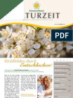 NaturZeit März 2010 (SonnenMoor Zeitung)